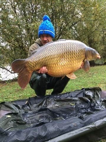 Iain Macmillan on CompleX-T - Dynamite Baits Germany