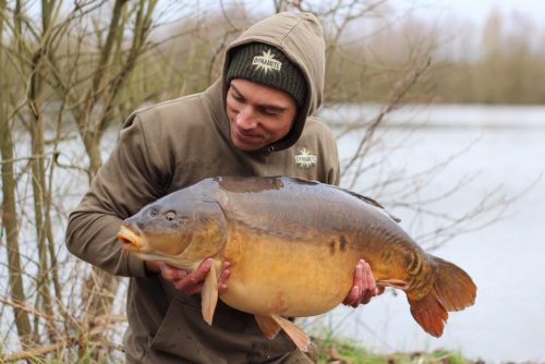 Paul Codman - Dynamite Baits Germany