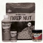 Monster Tigernut Footbait Pop Ups