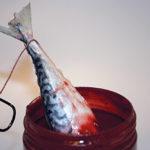 Bloodied Eel Bait Dip