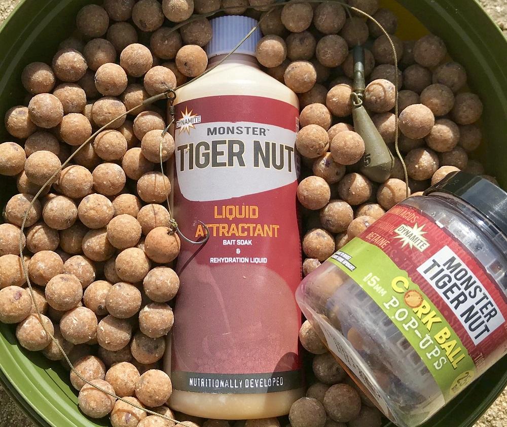 La gama Monster Tiger Nut sigue siendo una de las favoitas pese a no contener harinas de pescado