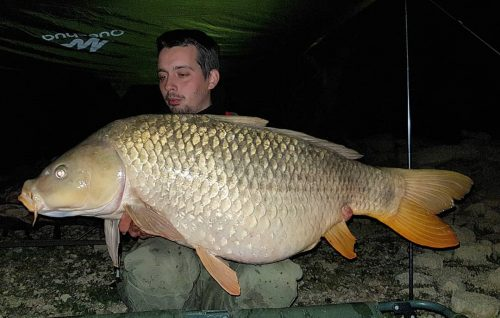 SPAIN: 17.5kg, David Almundi, Robin red pellets, Dam of Mequinenza