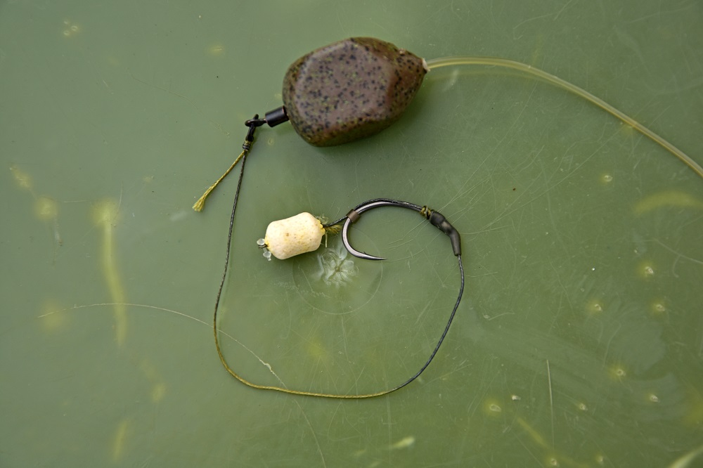 what rig to use in a solid PVA bag? this is pete castles