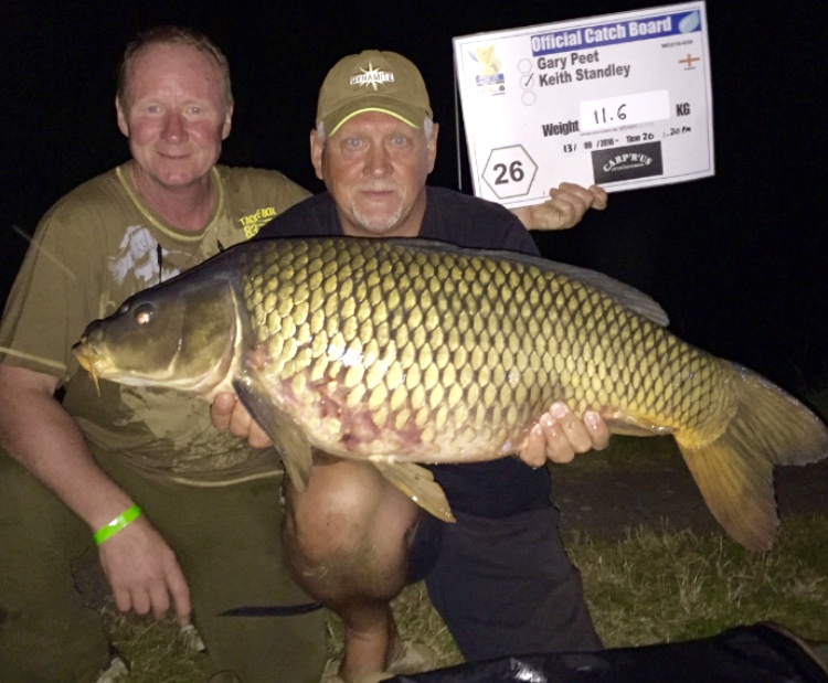 Keith standley dynamite baits france for Standley lake fishing