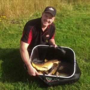 Angler Ben Sharp