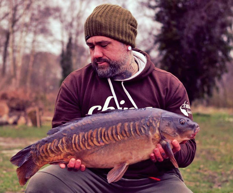 catch of the month carp fishing