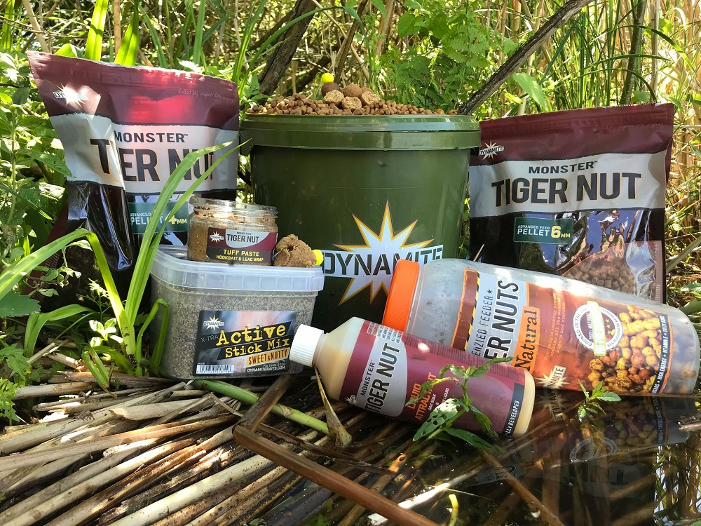 monster tiger nut and frenzied tiger nuts