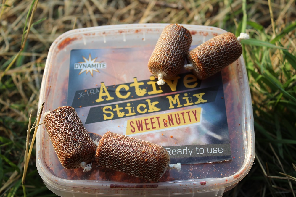 active stick mix for canal carping