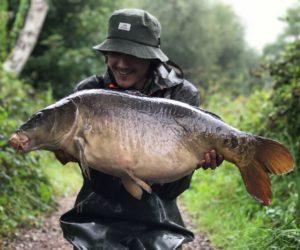 Clive Dandridge carp