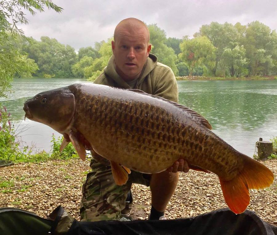 Dynamite baits for Standley lake fishing