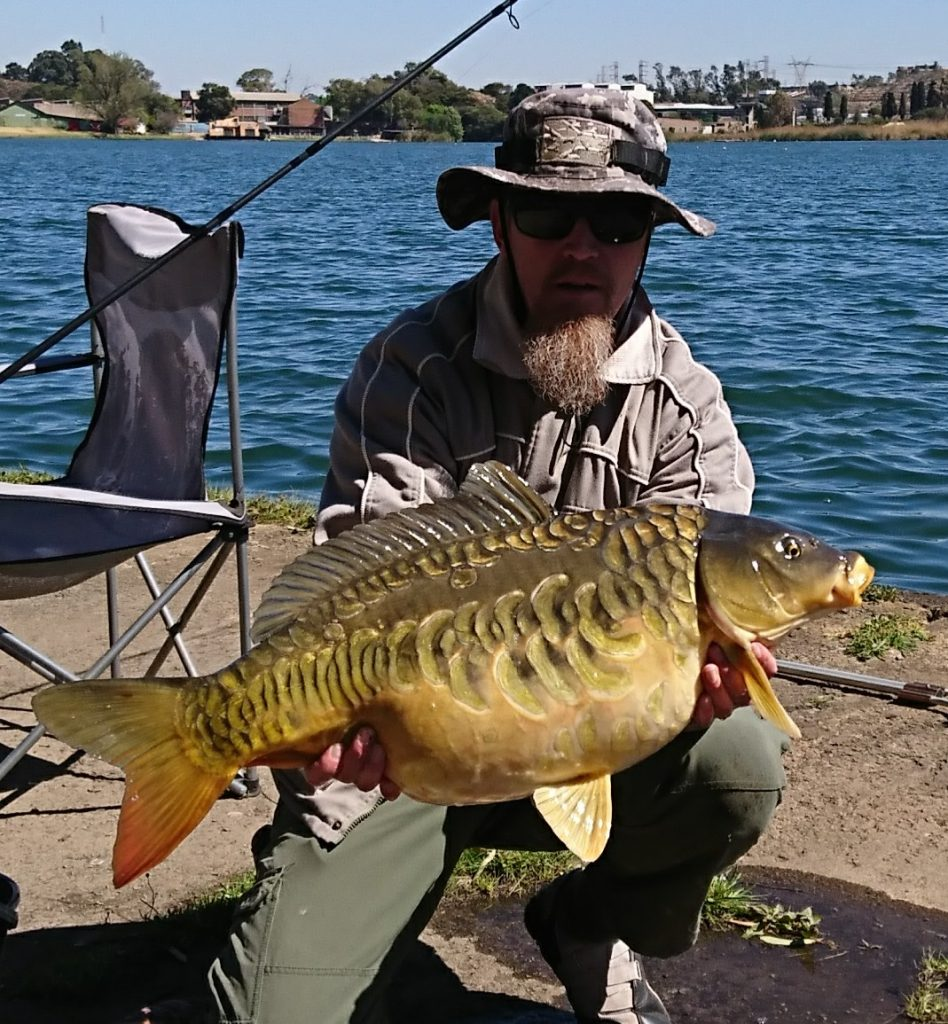 south africa carp fishing dynamite baits