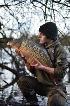 Great results fishing with the Beausoleil snowman rig in the autumn