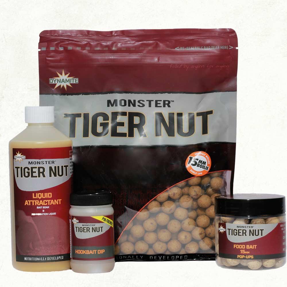 Monster Tigernut Boilies