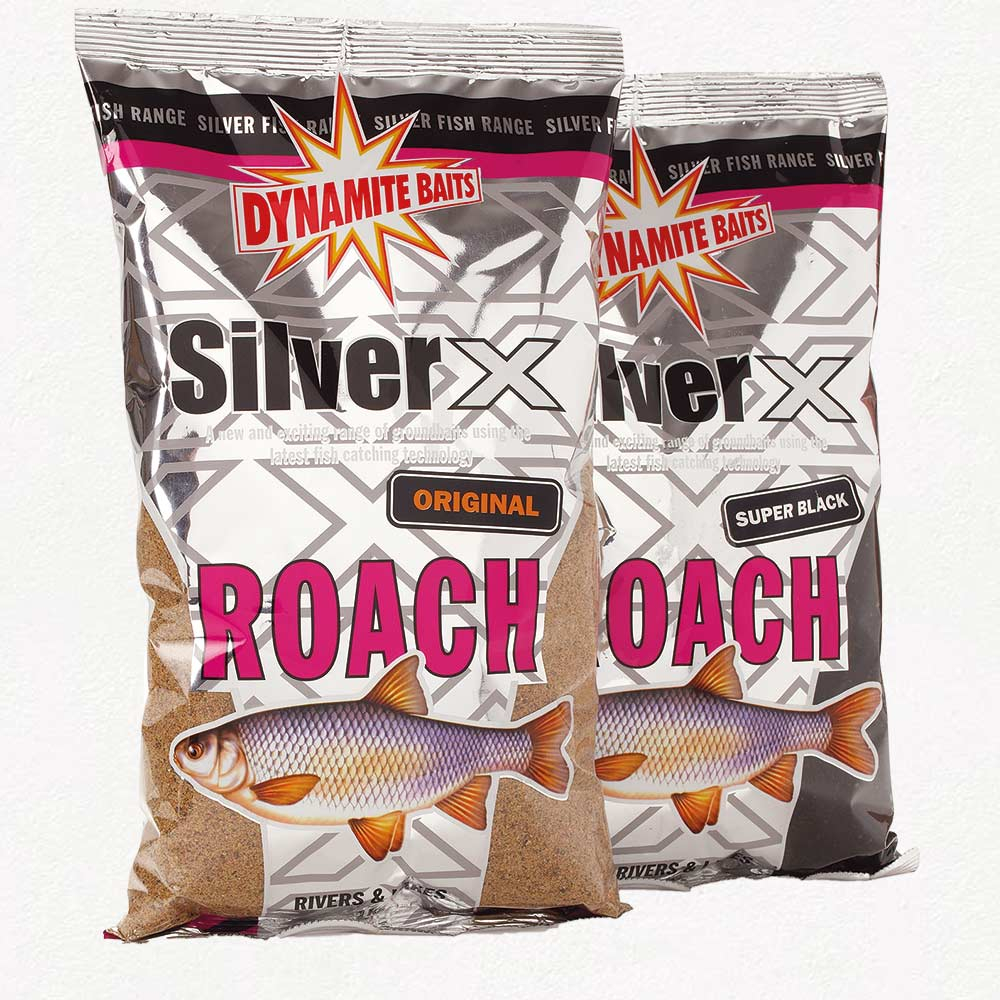Silver X Roach