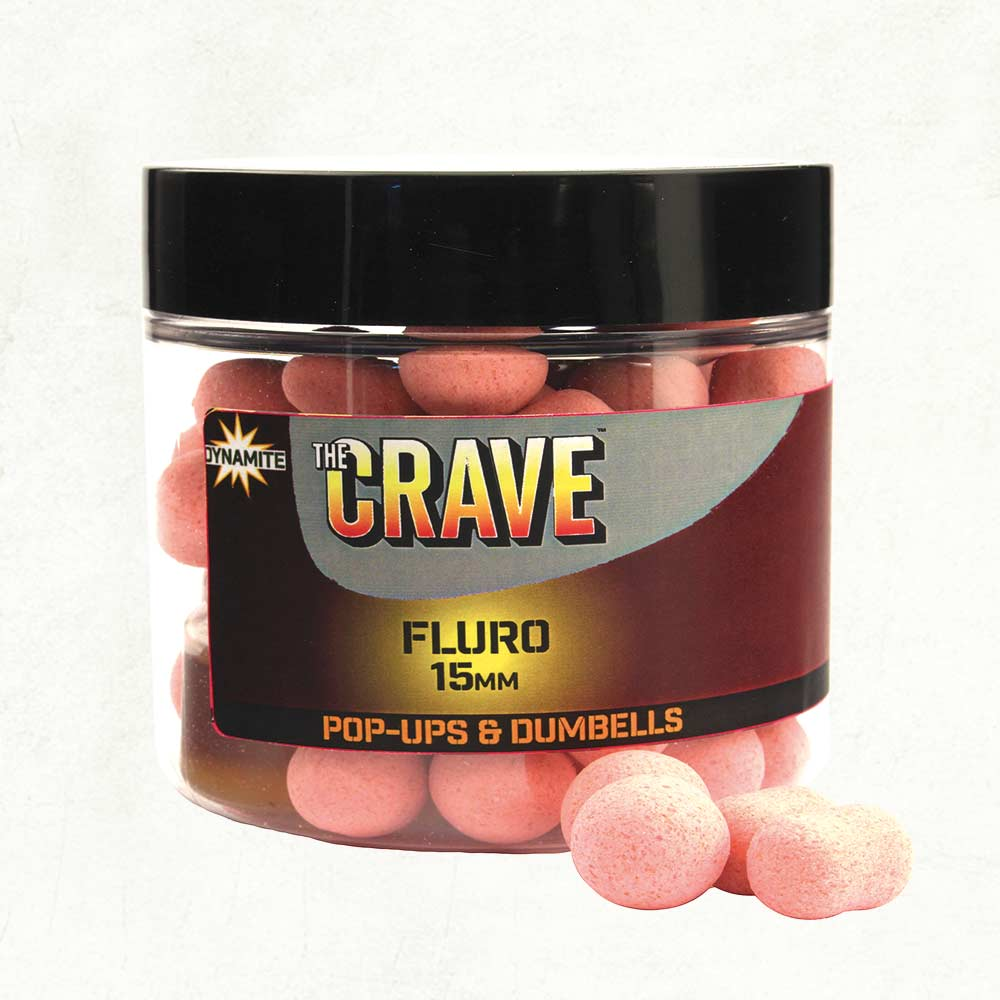 The Crave Fluro Pop Ups