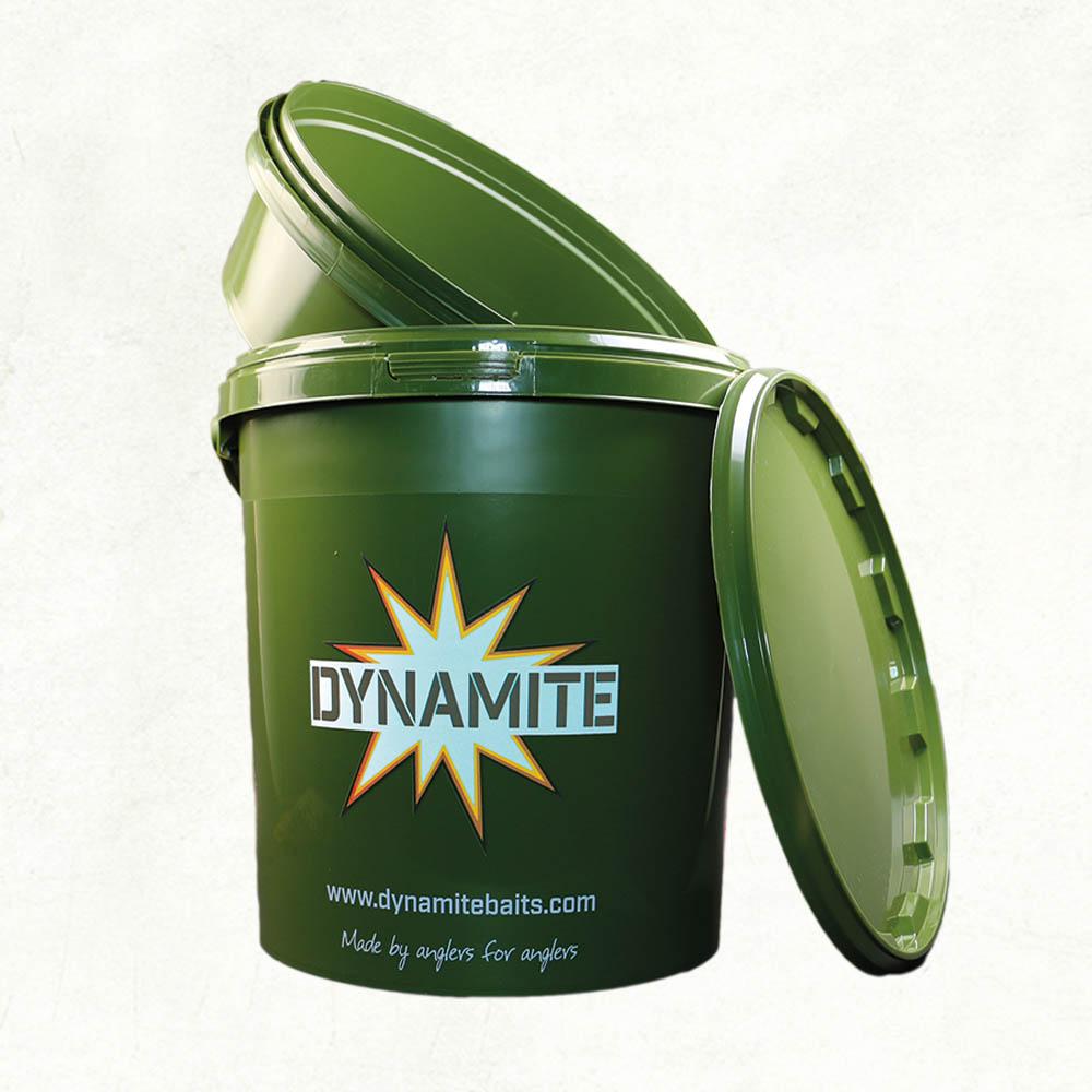 Dynamite Baits Bait Bucket 11 lt. Futter- & Köderfischbehälter