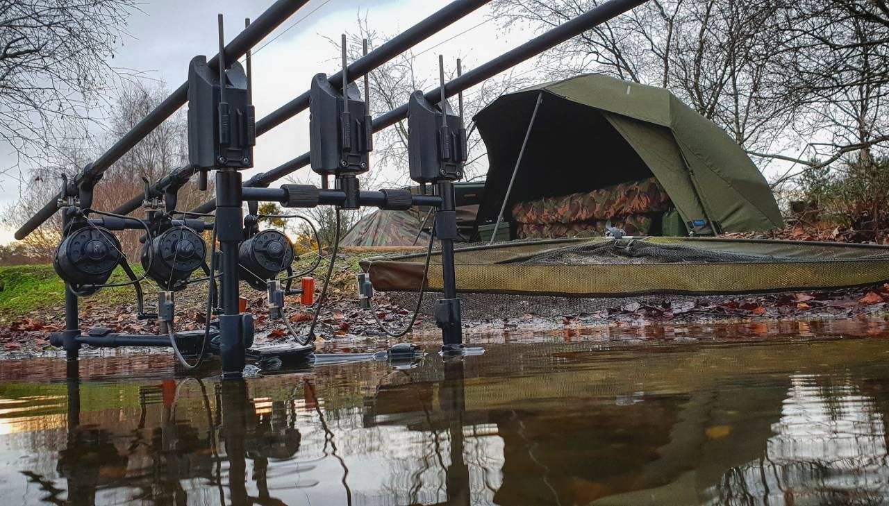 mike bridges carp fishing sessions