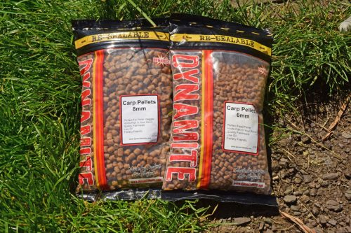 8mm and 6mm XL Feed Pellets