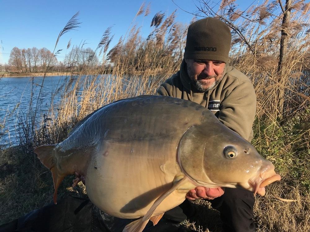carp caught on source hookbaits