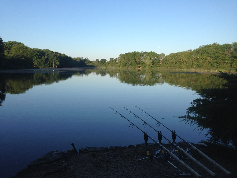 Moorlands Fisheries is a beautiful lake offering fish to over 76lb