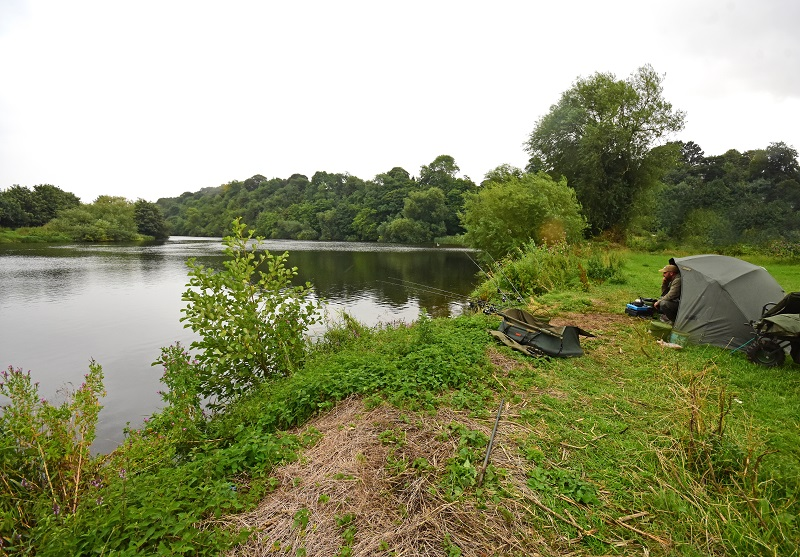 river trent carp fishing