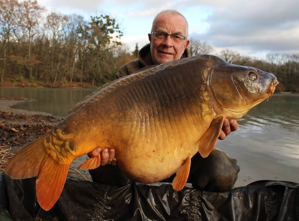 moorlands fishery france carping
