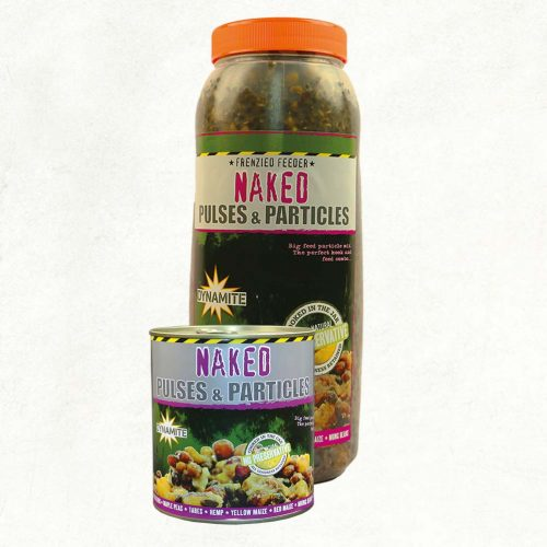 Frenzied Naked Pulses & Particles