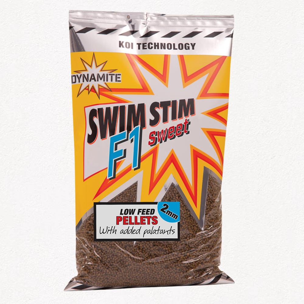 Swim Stim F1 Sweet Pellets