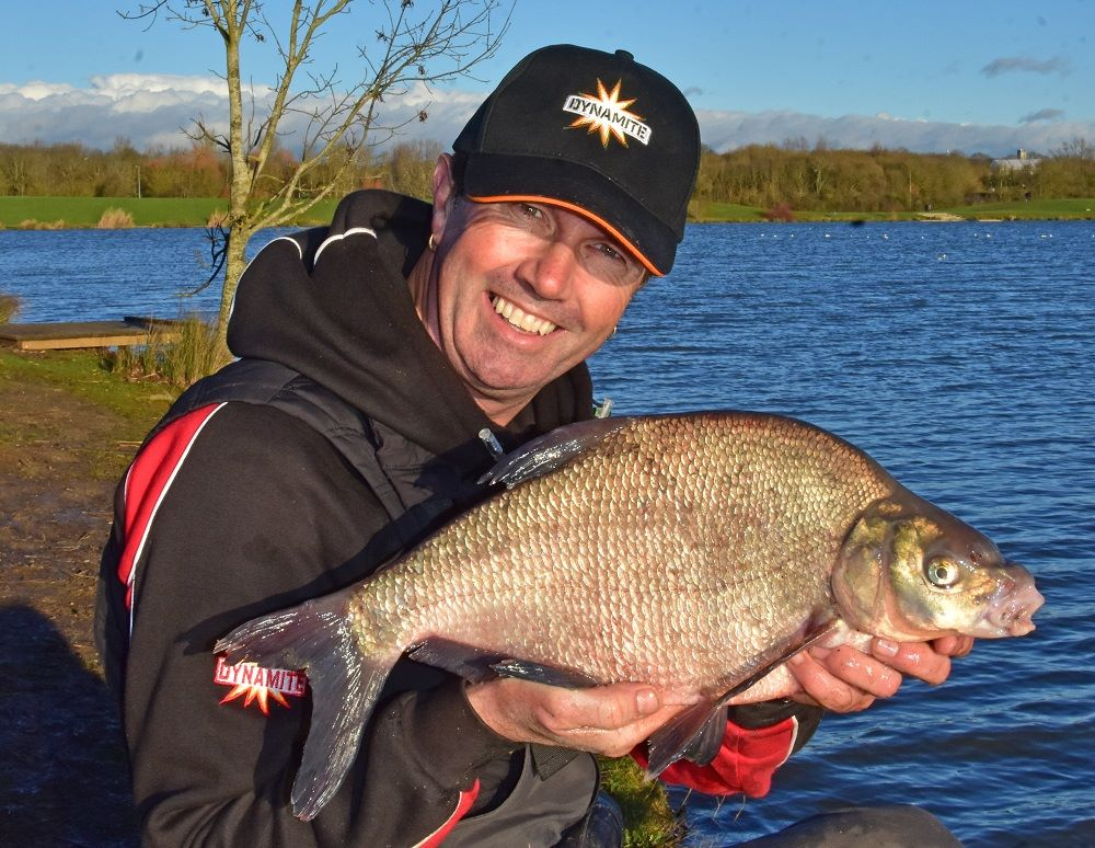 iAN SMITH BREAM FISHING fURZTON