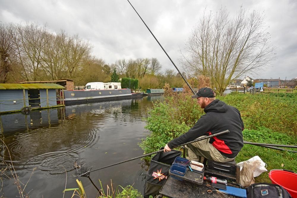 rob wootton river fishing
