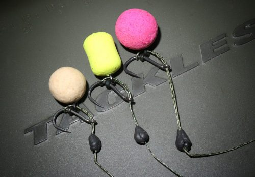 carp rigs with pop-ups