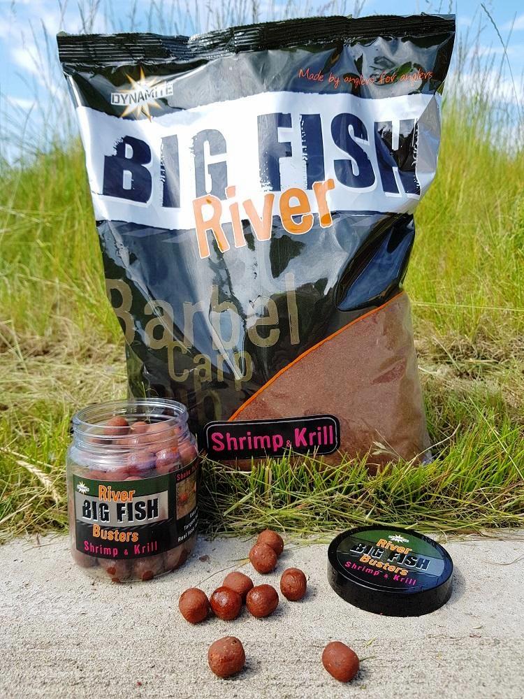 barbel hookbaits big fish river