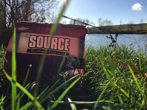 the source boilies for tench