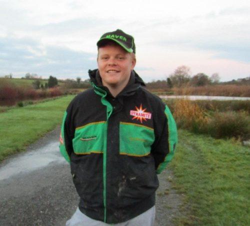 Ash Davies used SwimStim 2mm pellets and Amino Black groundbait to net 122lb of carp and win at Heronbrook