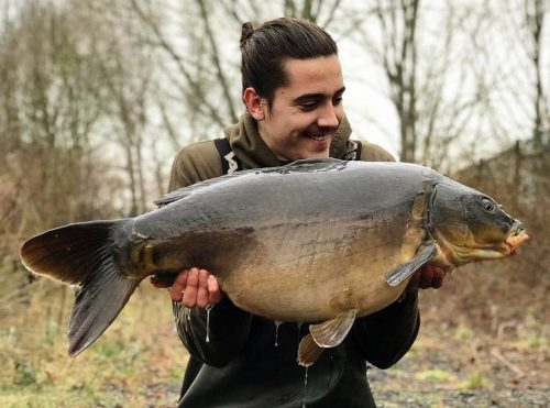 Lake News   Carp fishing in France at Tylans Lake with Angling Lines