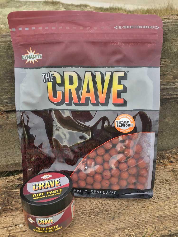 big barbel top bait crave tuff paste and crave boilies