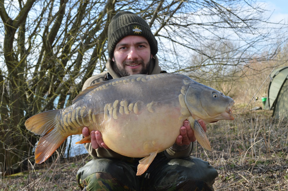 linear fisheries carp