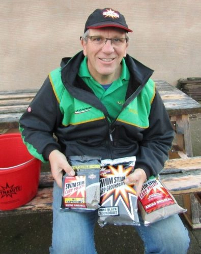 John Chapman enjoyed a successful Heronbrook winter league