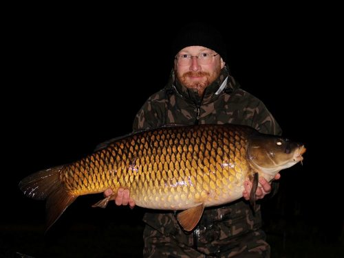 mathew Steele White Springs Fishery White Chocolate boilie