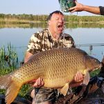 Monster Tigernut Red-Amo Boilies 5KG