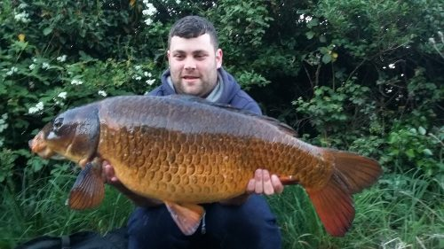 26lb ghost carp Chichester lake complex-t boilies