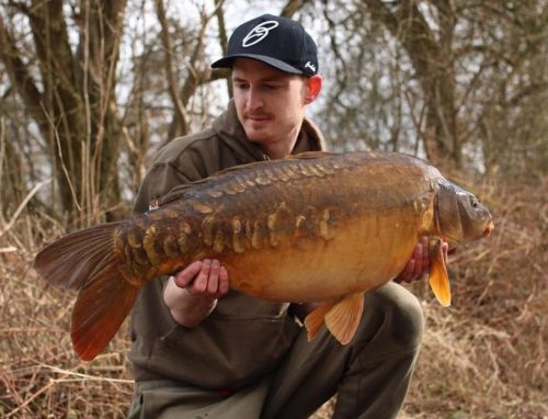 ross ryder 29lb blue pool carp