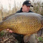 Emir Caro 48lb carp fishing a Complex-T boilie