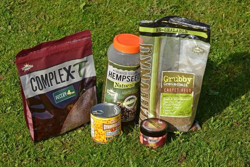 top tench fishing baits