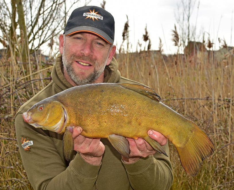 Paul Elt tench fishing tips