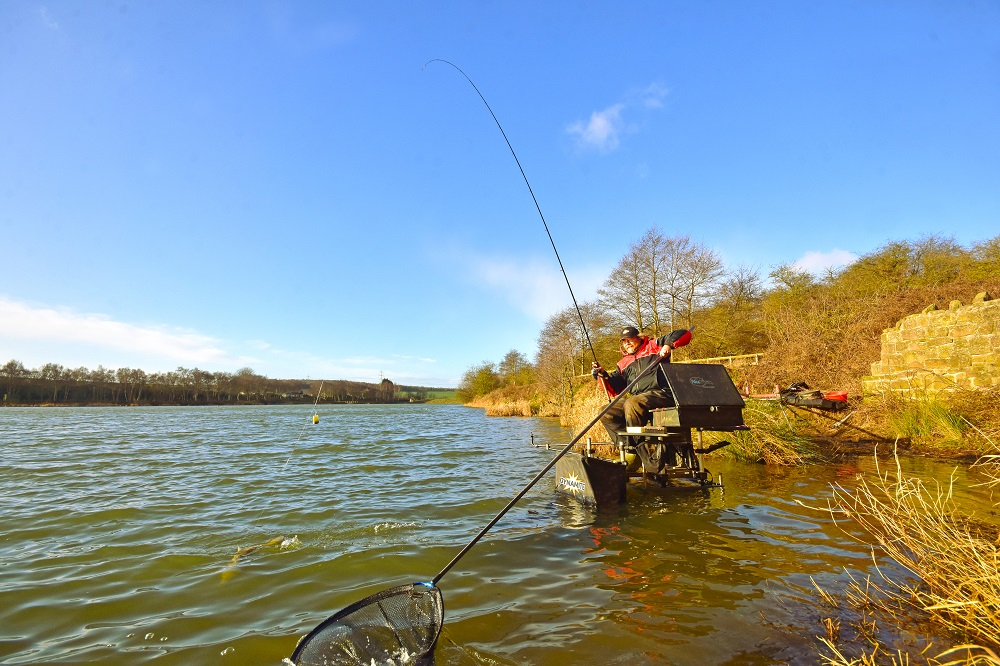rob perkins deep water bream fishing tips