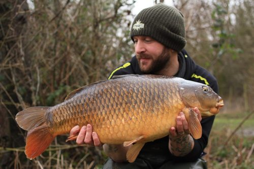 Mike Bridges with a stunning mid-twenty common