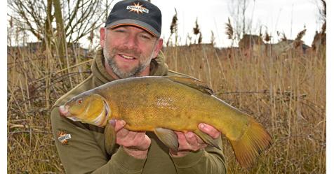 Early season <b>Tench</b> fishing tips - Dynamite Baits
