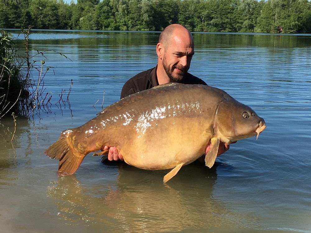james moor complex-t caught 50