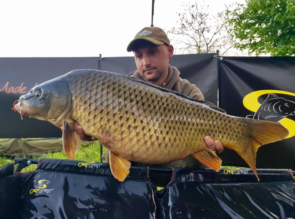 rene jauker balaton lake carp fishing